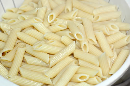 Boiled Penne