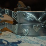 Handmade Cowboy Spurs – Mermaid