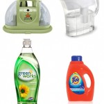 Green Giveaway – Bissell, Brita, Tide and Green Works