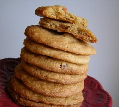 Delicious Maple & Bacon Cookies