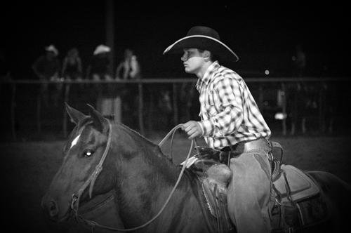 Cowboy Concentration