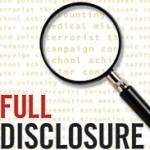 Blogging with Cents: Bloggers, What Does Your Disclosure Say?