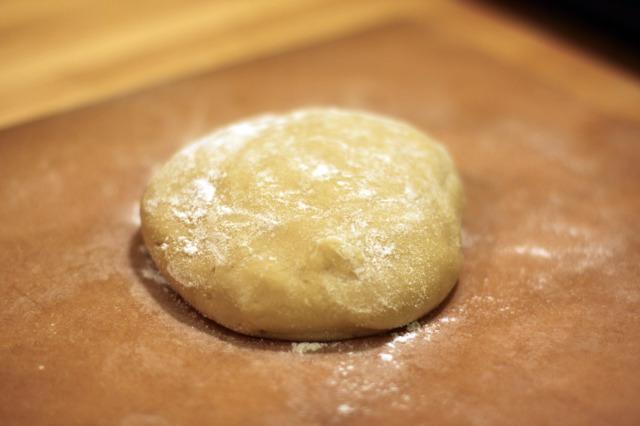 cookies-dough ball
