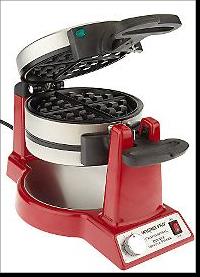 Waring Pro Stainless Steel Double Belgian Waffle Maker