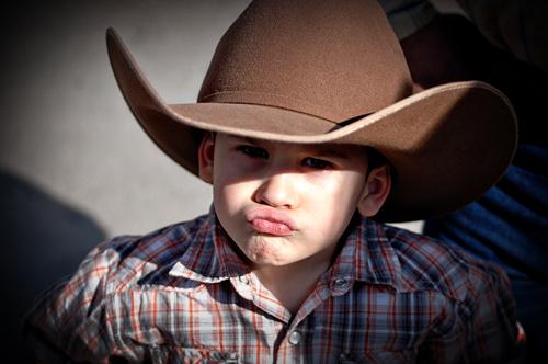 Cowboy Truett aka Mr. Attitude