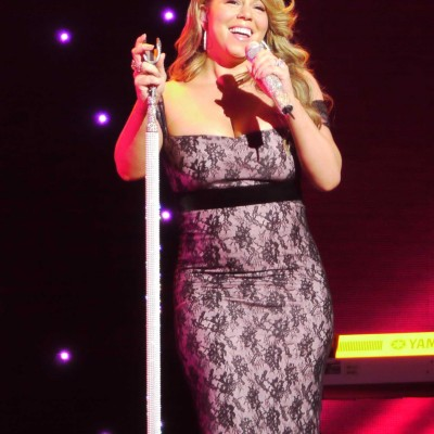 Josh Groban, Jamie Foxx, Mariah Carey, Mary J Blige, Enrique Iglesias, and American Idol Winner