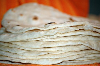 Almost Anna's Perfect Flour Tortillas