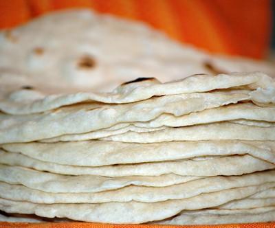 Almost Anna's Perfect Flour Tortillas