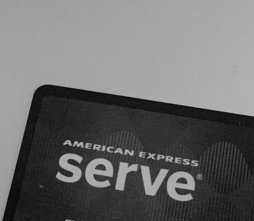 American Express Serve