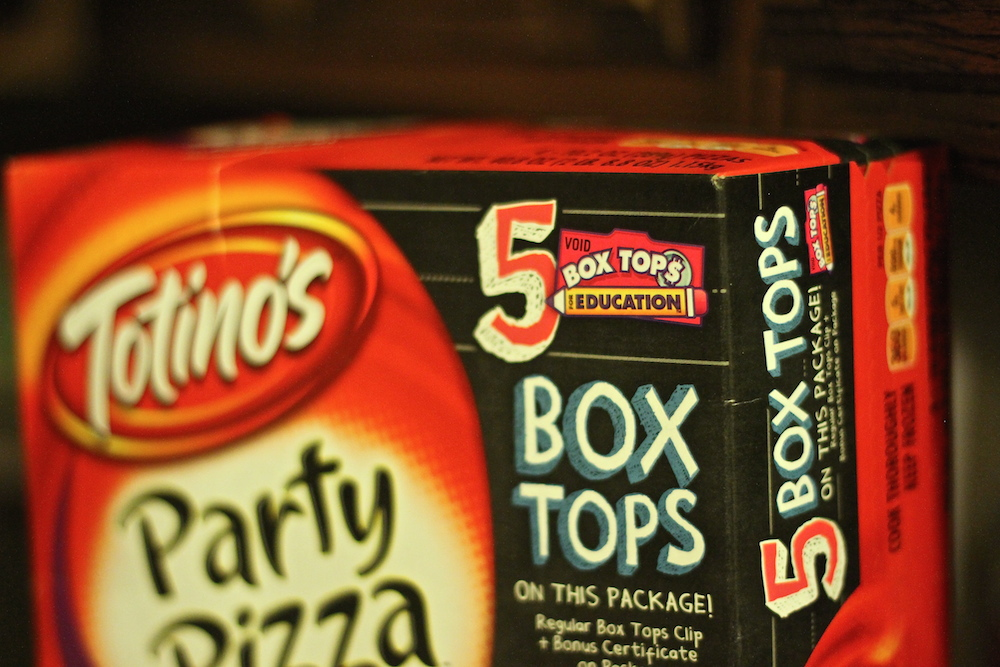 Box Tops Bonus