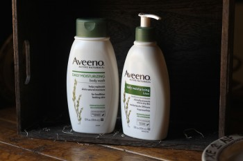 Challenge Accepted Aveeno!