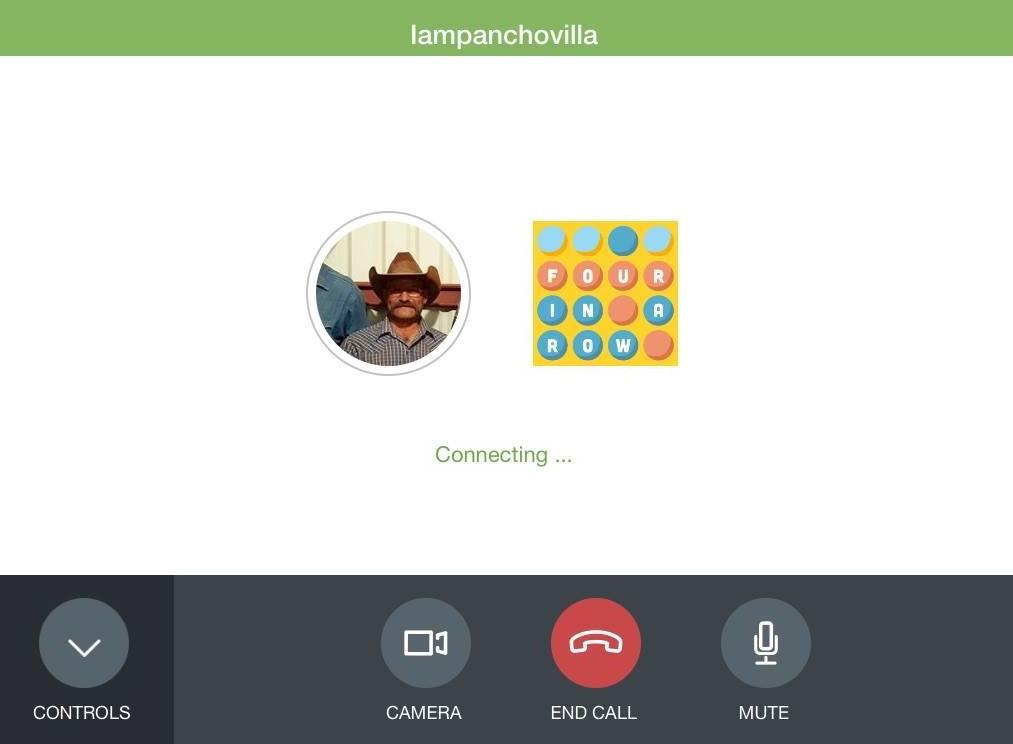 HomeTeam App connecting
