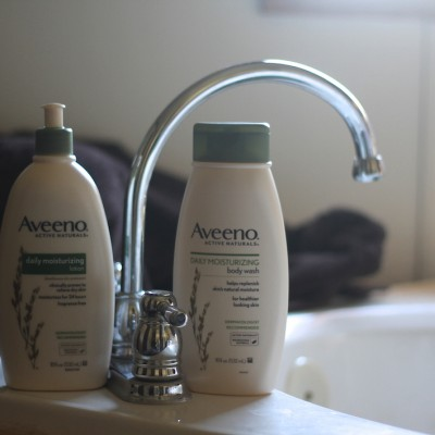 AVEENO Challenge Check-In