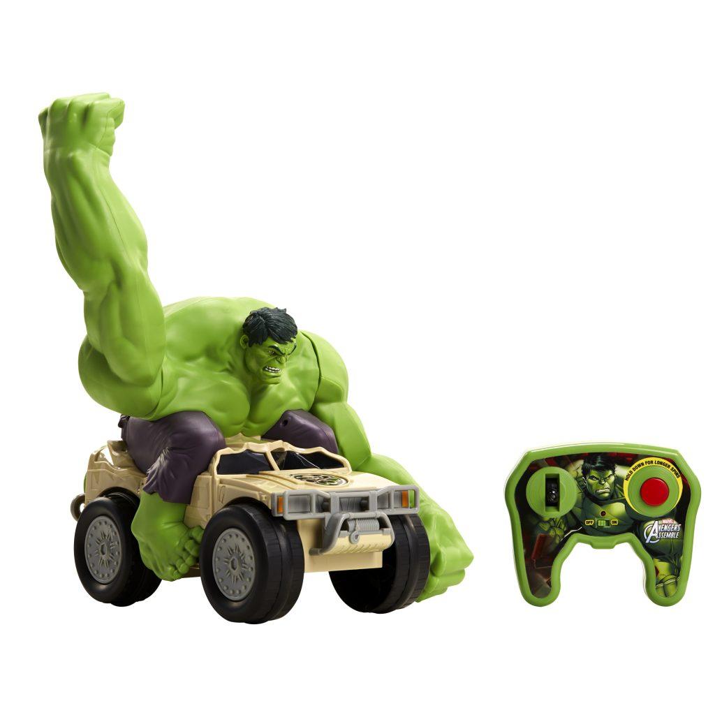 Hulk Smash RC