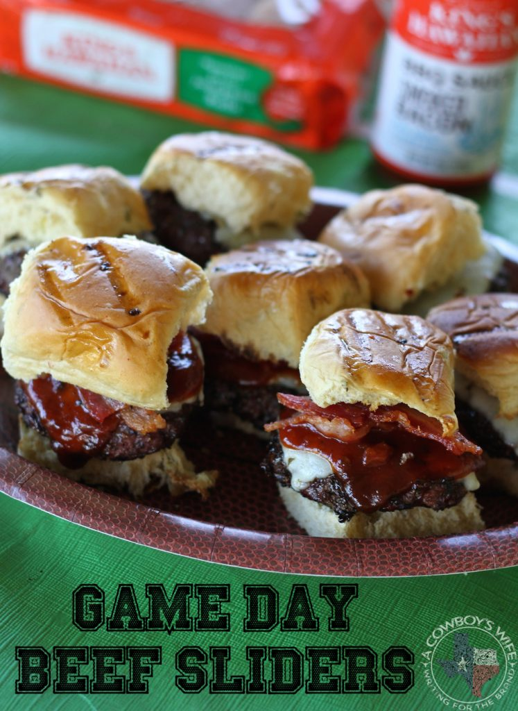 Grilling Beef Sliders and Brisket Subs for Game Day