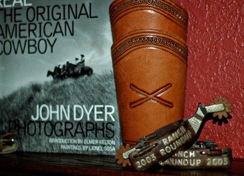 Cowboy Leather Cuffs