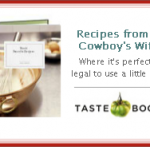A Cowboy's Wife Collection custom cookbook recipe listing - TasteBook