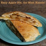 Apple Pie for Man Hands