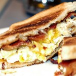 Country Fried Breakfast Sandwich