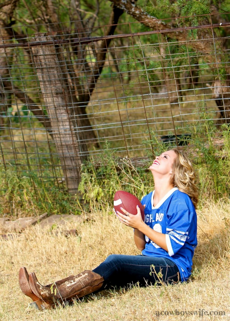 Country Outfitter Boots and Football Fun