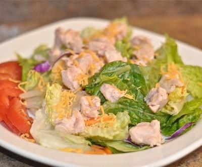 Turning a Drab Salad into Fab!