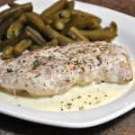 Eacy Chicken with Lemon Butter Sauce