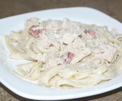Meal Solutions: Chicken Fettuccine Alfredo