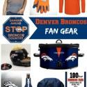 Denver Broncos Fan Gear