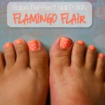 FLAMINO FLAIR NAIL POLISH