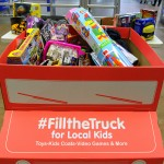 Fill the Truck with Toys, for Kids in Need #FilltheTruck