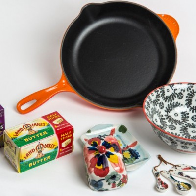 Le Creuset Pan with Extras! {Giveaway} #KtchnConvo