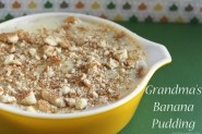 Grandma's Banana Pudding