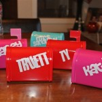 How to Personalize Mini Mailboxes with a Cricut