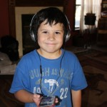 Truett Loves his Kidz Gear Headphones {Giveaway}