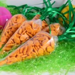 Easter Goldfish carrots