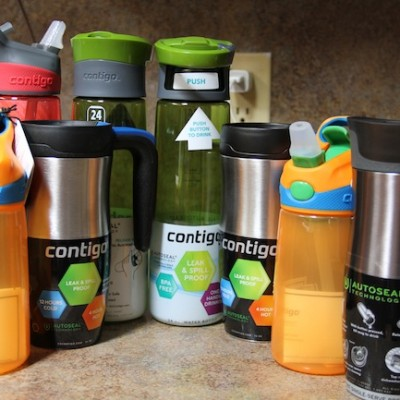 Traveling with Contigo, My New Best Friend {Giveaway}