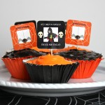 Cupcake Toppers for Halloween