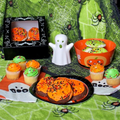 Grab-n-Go Halloween Treats