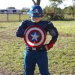 He is Captain America