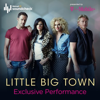 Little Big Town Soundcheck Performance and Your Chance to Win a Signed Guitar!