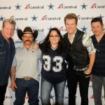 Lori Falcon and Rascal Flatts