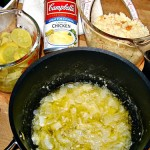 Squash Dressing Ingredients