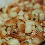 Ranch Red Potatoes with Bacon