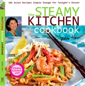 Steamy Kitchen Cookbook and The Pioneer Woman Cooks