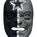 cowboys mask