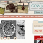A Cowboy's Wife Blog Makeover