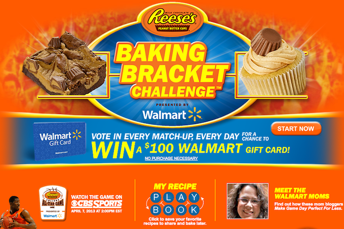 REESE'S Baking Bracket