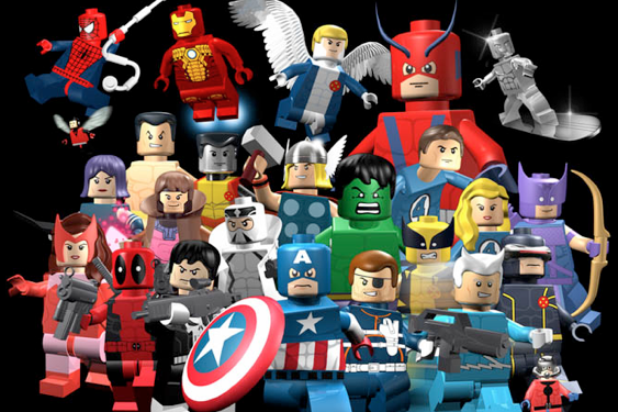LEGO Marvel Super Heroes Xbox 360 Game Review