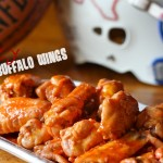 Spicy Buffalo Wings Appetizer