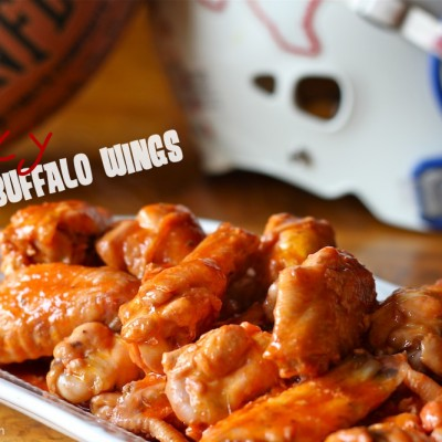 Spicy Buffalo Wings